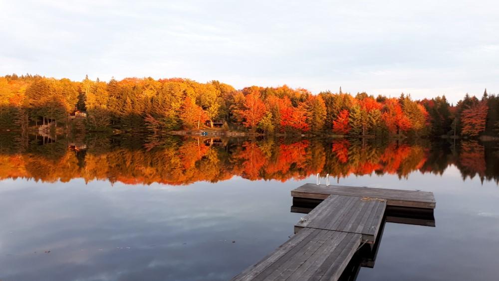Herbstliche Stimmung in Nova Scotia - Grundstück in Kanada kaufen