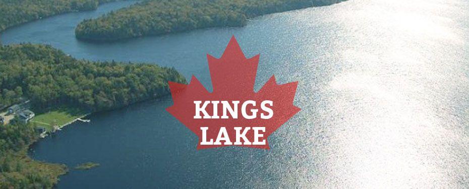 immobilien kanada kings lake