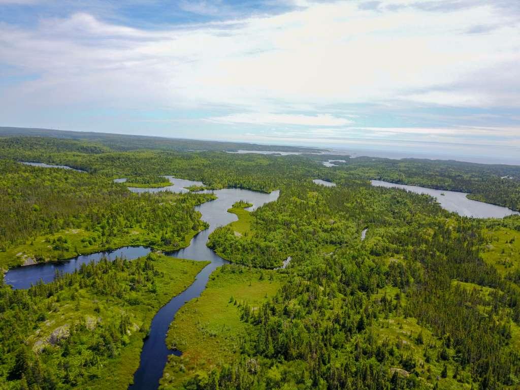Einzigartiges Großareal nur 30 Autominuten von Halifax entfernt